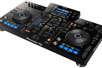 Pioneer presents the XDJ-RX RekordBox DJ system