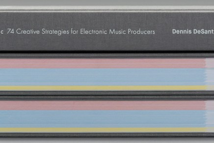Ableton publishes Making Music 74 euro a Book for Electronic Music Producers
