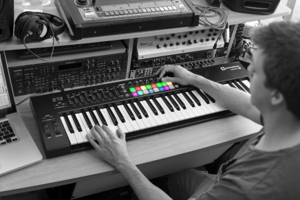 Introducing the updated Novation Launchkey MK2