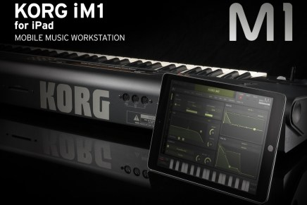 Korg brings the legendary M1 synthesizer to iPad with iM1