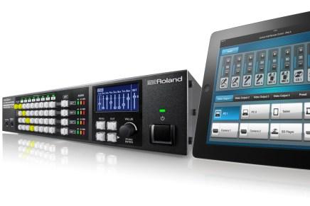 New Version of Roland XS Series Matrix Switchers