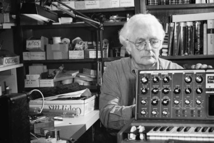 Mike Adams CEO Moog Music – Remembering Bob Moog