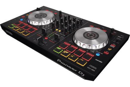 PioneerDJ Introduces The DDJ-SB2 For Serato DJ