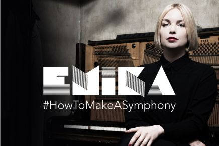 Emika launches Kickstarter campaign for 'How To Make A Symphony'