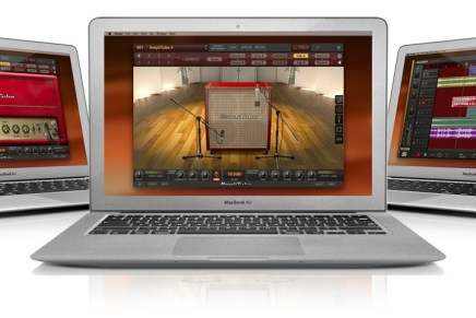IK Multimedia releases AmpliTube 4 for Mac and PC