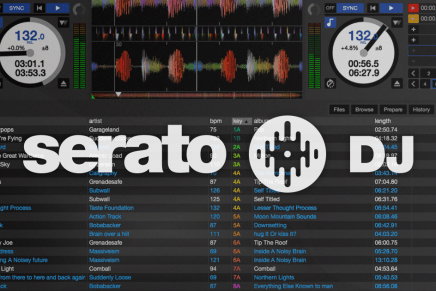 SERATO ADDS KEY DETECTION, KEY SHIFTING & MORE TO SERATO DJ