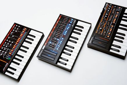 Historic Roland Synths Reborn in Limited-Edition Compact Sound Modules