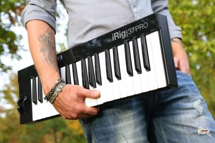 IK Multimedia introduces iRig Keys USB