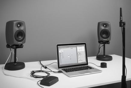 Genelec Loudspeaker Manager GLM updated to Version 2