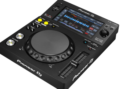 Pioneer announces XDJ-700 compact digital player