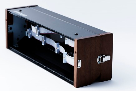 Roland Introduces SYR-E84 Eurorack Case