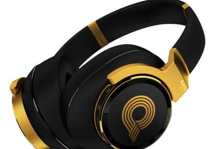 new AKG N90Q headphone inspired by Quincy Jones