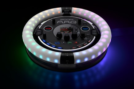 With the ARQ Aero RhythmTrak Zoom Creates an Entirely New Experience in EDM