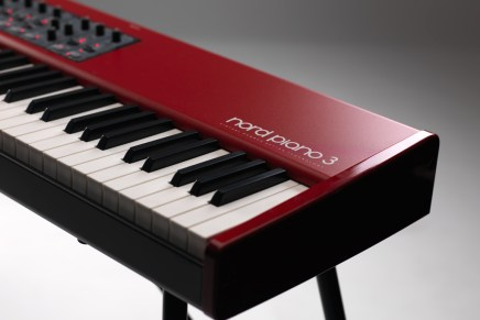 New Nord Piano 3 at NAMM2016
