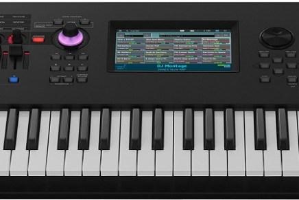 Yamaha announces Montage Synthesizer