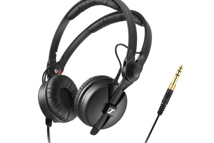 Sennheiser HD 25 – the classic pro headphone range streamlined