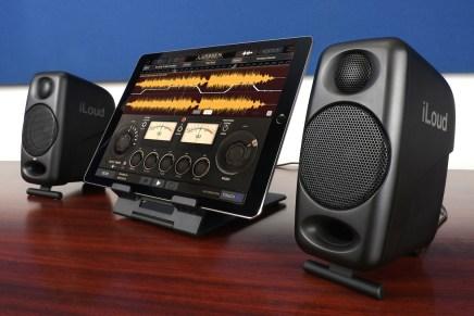 IK Multimedia debuts iLoud Micro Monitor