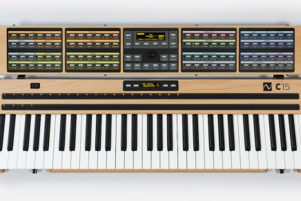 Nonlinear Labs C15 synthesizer debuts at Superbooth event Berlin
