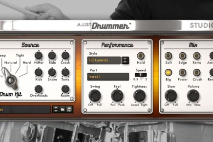 Propellerhead Announces A-List Studio Drummer for Reason