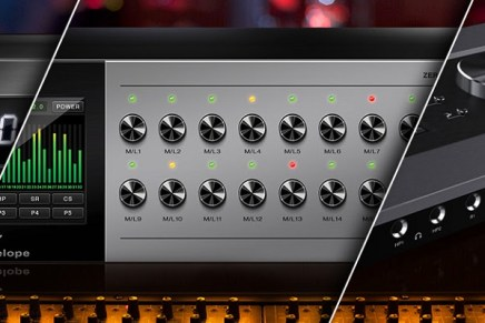 Antelope Audio Introduces Three New Products at Musikmesse 2016
