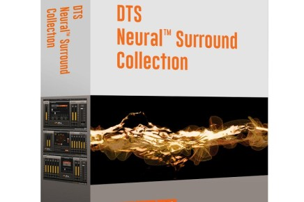 Waves Audio Announces the DTS Neural Surround Collection