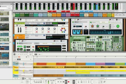 Propellerhead Reveals Reason 9 Music Production Software