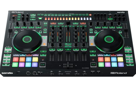 Announcing Roland DJ-808 for Serato DJ
