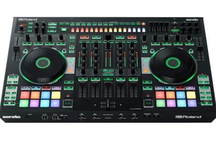 Announcing Roland DJ-808 for Serato DJ
