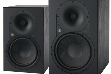 Mackie Introduces high-performance XR series studio monitors
