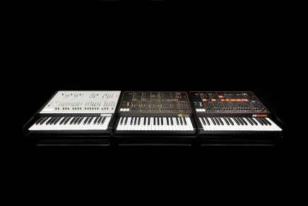 Korg announces ARP Odyssey FS Full Size limited edition synthesizer