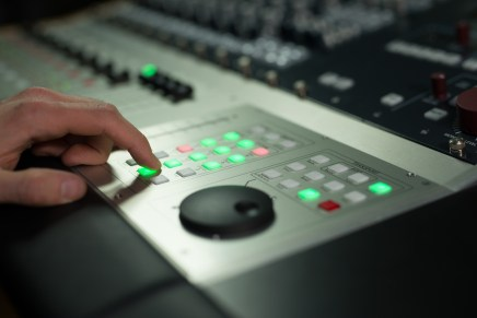 Rupert Neve Designs announces SwiftMix MC5 Master Control