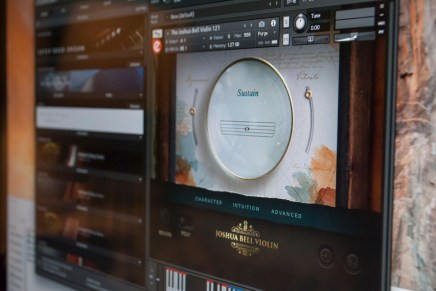 Embertone Engages with Grammy Award-winning violin virtuoso Joshua Bell on sampled virtual instrument namesake