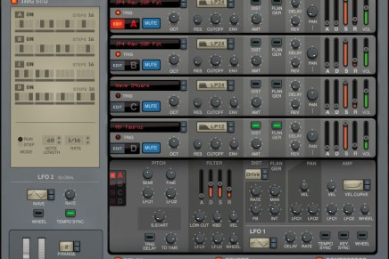 Propellerhead Releases Layers Rack Extension