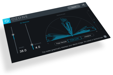 iZotope release free Ozone Imager plug-in