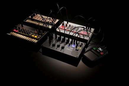 Korg announces Volca mix analogue performance mixer