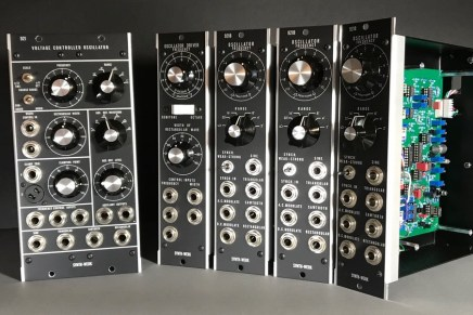 SYNTH-WERK releases new Moog based modules and systems at Superbooth 2018