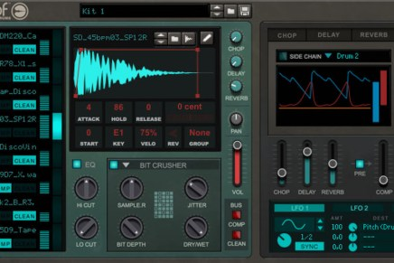 Propellerhead releases Umpf Club drums rack extension for Reason