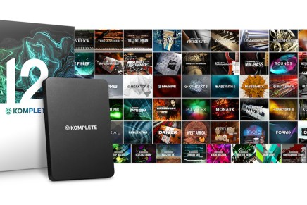 Native Instruments reveals Komplete 12 – Select, Ultimate and Collector's Edition software