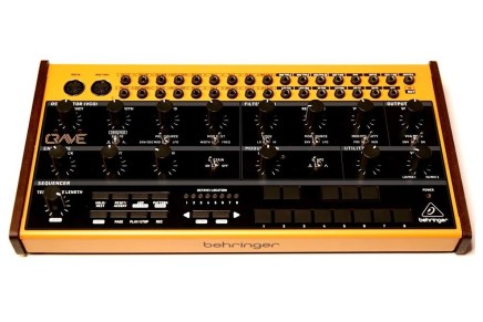 Behringer announces the Crave analog semi-modular synthesizer