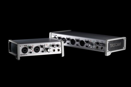 Tascam unveils expandable series USB Audio/MIDI interfaces