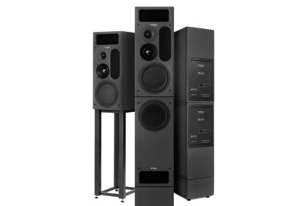 PMC Launches new generation of IB2S active studio monitors