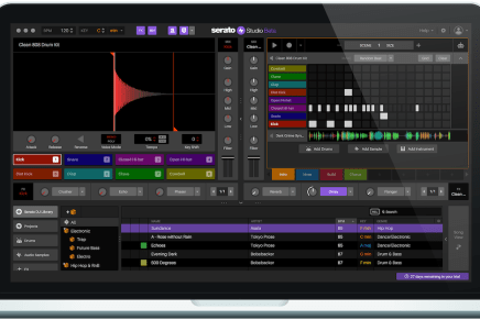 Serato announces Serato Studio music production software