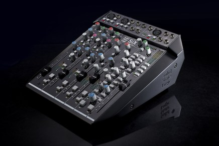 Solid State Logic announces  SiX desktop mixer