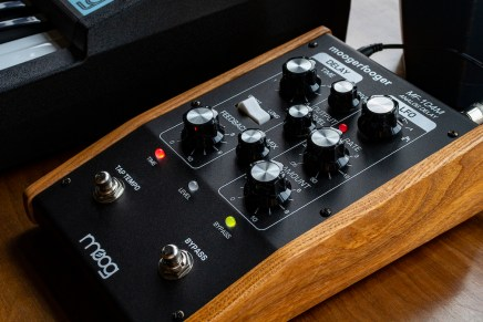 A Small Batch of New MF-104M Analog Delays Has Been Created at the Moog Factory