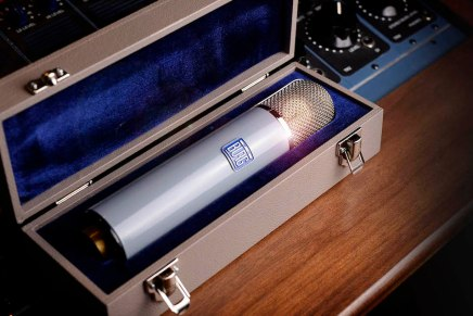 Burg Microphones announces the M1 tube microphone
