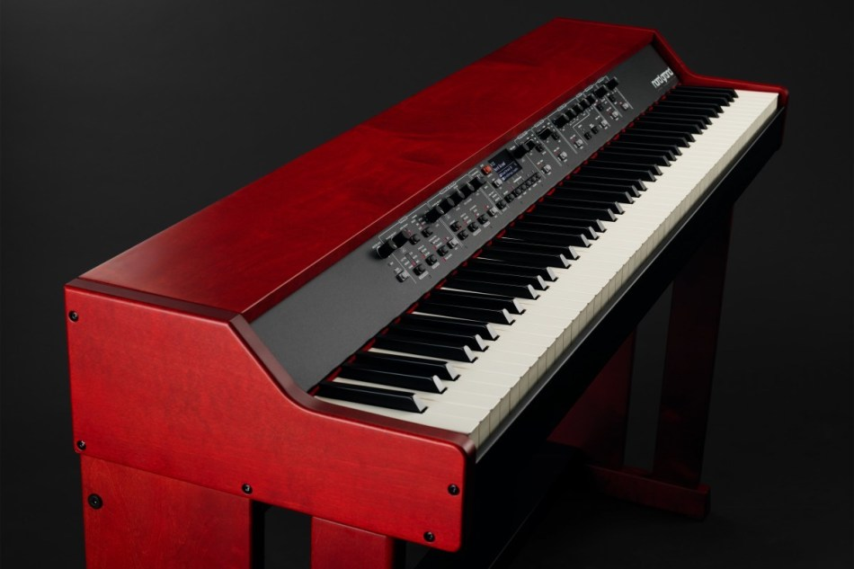 Nord keyboards introducing the Nord Grand