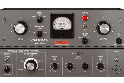 Arturia announces software compressors in the you'll actually use series
