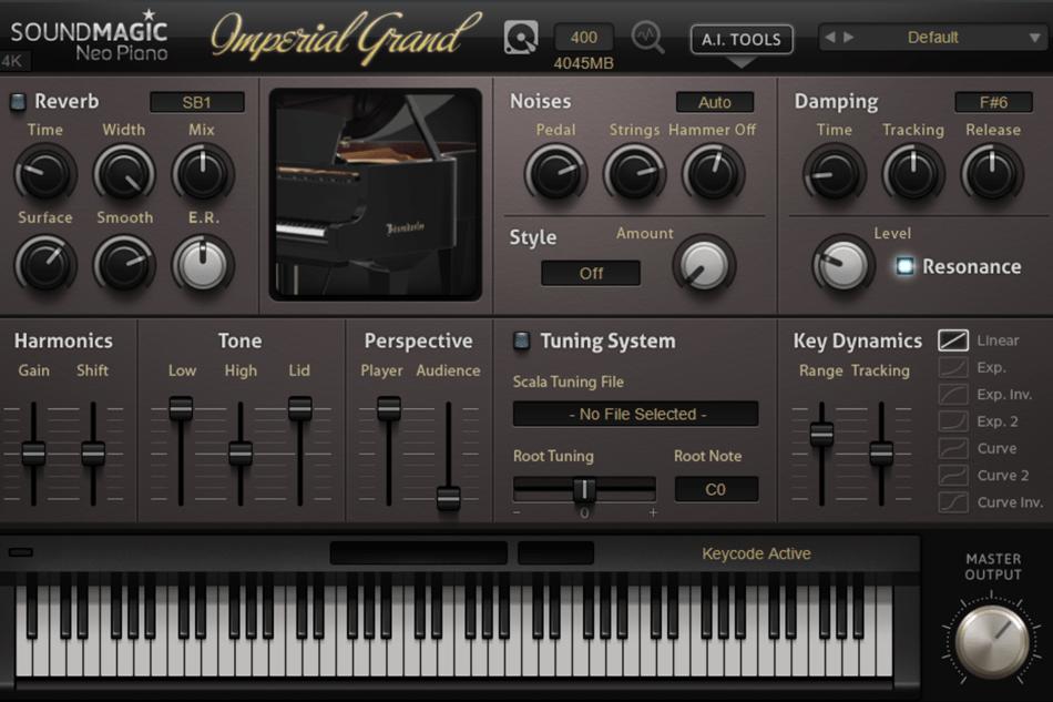 Soundmagic introduces 4 sampled Bosendorfer pianos