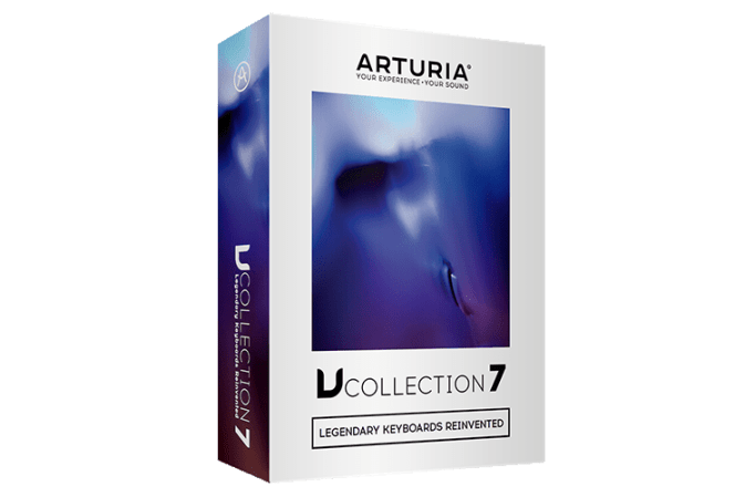 Arturia V Collection 7 software – Gearjunkies review