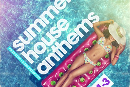 Producerloops releases Summer House Anthems Bundle (vols 1-3)™